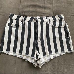 BDG High-Rise Cheeky Jean Shorts
